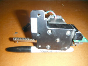 Vexta Stepper W Rack And Pinion And Home Switch 1645