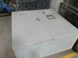 Asco 7000 Automatic Transfer Switch D07atsa30150c5x0 150a 208v 50 60hz Used