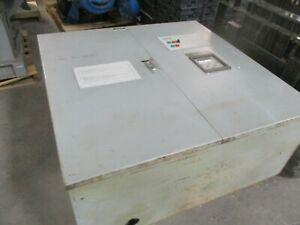 Asco 7000 Series Automatic Transfer Switch E7atsc3260c5x 260a 208y 120v 60hz
