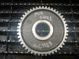 Used 2005 Mitsubishi S4q2 3cyl Non Turbo Diesel Engine Idler Timing Gear