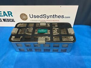Stryker 902929 Axsos Locking 4 0mm Instrument System Set Spine Neuro Orthopedic