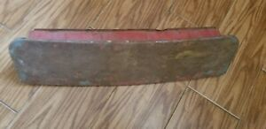 1953 1954 1955 Ford Truck Cowl Vent No Cancer 53 54 55