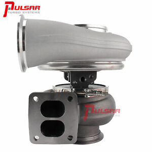 S400sx4 S480 80mm Billet Compressor Wheel T4 Twin Scroll 1 25 A R Turbo Charger