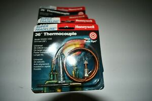 Lot Of 5 Honeywell 36 Thermocouple Q340a 1439