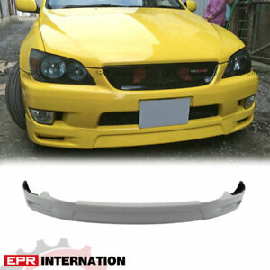 Tms Style Frp Unpainted Front Lip Kit For Lexus 98 05 Is200 Rs200 Xe10 Altezza
