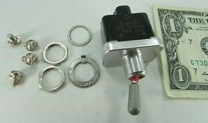 Otto Sealed Military Spec Momentary Toggle Switches 2 pole 2 position T9 ms2 30