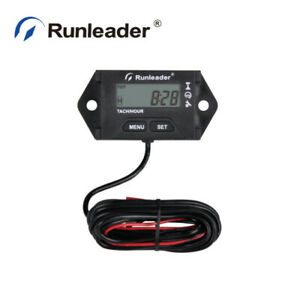 Self Powered Tach Hour Meter Maintenance Reminder For Outboards Atv Generator
