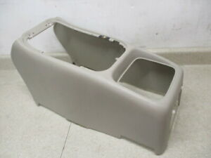 99 00 1999 2000 Chevy Silverado Sierra 1500 Floor Center Console Housing Oem