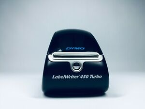 Used Dymo Labelwriter 450 Turbo Label Printer