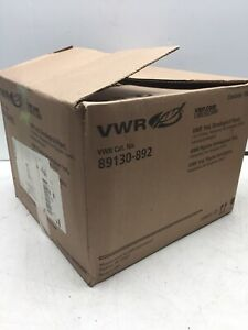 New Case Of 1000 Vwr 89130 1ml Serological Pipet Pipettes