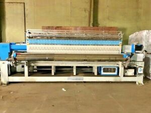 Chishing Cshx 233 High Speed Multihead Quilting And Embroidery Machine