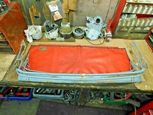 Mg Midget Austin Healey Sprite Convertible Top Frame Complete W Latches
