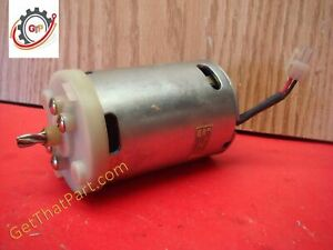 Royal 1200mx Paper Shredder Complete Oem Main Drive Motor Assy Tested