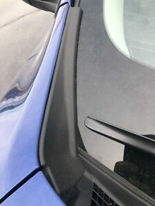 New Oem 2014 2020 Nissan Rogue Passenger right Side Cowl Extension Trim