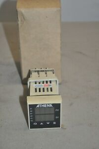 Athena Temperature Controller 16 pc bb 00 Type R Thermocouple 200 To 850 c