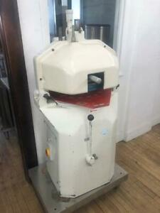 Reconditioned used Erika Dough Divider Dough Rounder