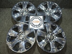 2019 Ford F150 King Ranch 20 Chrome Wheels Factory Oe 2004 2020 F150 Great J
