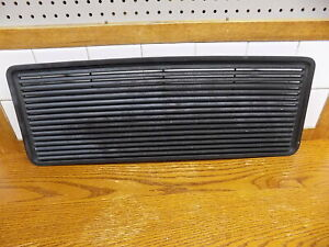 Jun 1984 1986 Chrysler Dodge Laser Daytona Turbo Hood Scoop Grille
