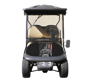 American Hero Golf Cart Body Wrap For Club Car Precedent