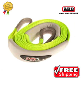 Arb 4x4 Accessories Tree Trunk Protector 3 x16 Strap Green Universal Arb735lb