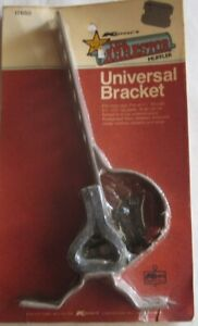 Universal Auto Truck Muffler Tailpipe Exhaust Hanger Bracket Steel New Old Stock
