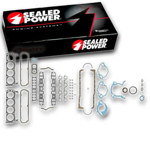 Sealed Power Engine Gasket Set For 1987 1993 Ford F 350 Head Sealing Ix