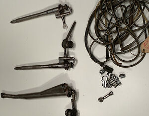 Chayes Handpiece P c Angle M 1 M 2 Vintage Dental Dentist Drill Tools