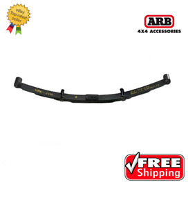 Arb Ome 1 5 Lift Rear Leaf Spring For Suzuki Samurai 1985 1995 Cs038r