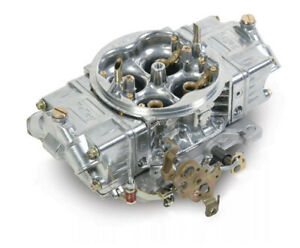 Holley Performance 0 82751 Street Hp Carburetor 750cfm Mech Sec Double Pumper