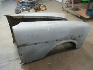 1952 Packard Front Fender Pair Hot Rod Rat Rod Parts Local Pickup Only