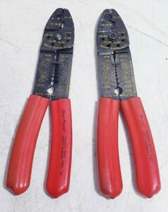 2 Blue Point Pwc 14 Pliers