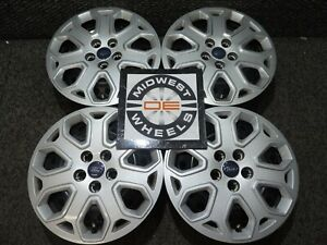 2012 2020 Ford Focus 16 Steel Wheels Caps Factory Oe New Take Offs 5x108 16x6 5