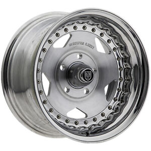 Centerline Convo Pro 15x10 5x4 5 12mm Polished Wheel Rim 15 Inch