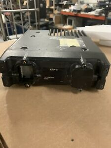 Kenwood Tk790 Radio Only No Reserve Working When Removed
