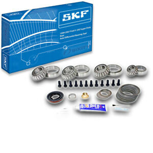 Skf Rear Axle Differential Bearing Seal For 1999 2007 Ford F 250 Super Duty Wh
