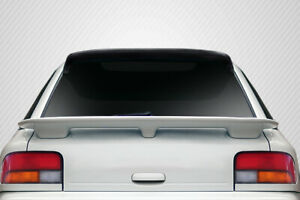 Carbon Creations 5dr Wagon Sti Look Roof Spoiler 1 Piece For Impreza Subaru