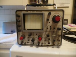 Tektronix Type 422 Oscilloscope