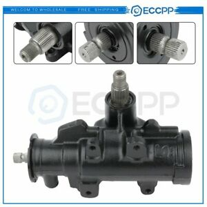 Power Steering Gear Box For 1964 1976 Buick Skylark Chevrolet Malibu Oldsmobile
