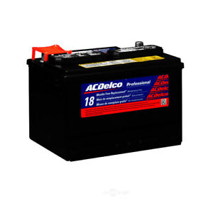 Battery Red Acdelco Pro 42p