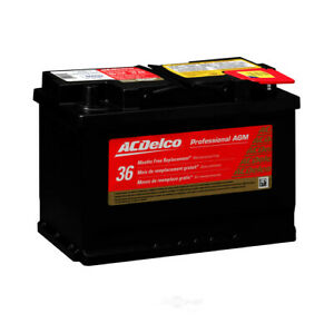 Battery Automotive Agm Acdelco Pro 48agm