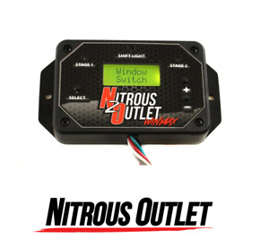 Nitrous Outlet Winmax Dual Channel Window Switch Tps Activation 00 61001