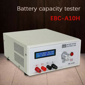 Battery Charging Capacity Test Ebc a10h Mobile Power Tester Equipment 5 10a