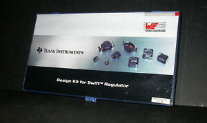 Wurth Elektronik Inductors 744 728 Design Kit