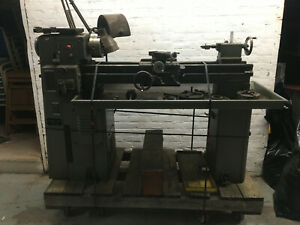 Clausing Model 4913 10 Toolroom Lathe South Bend Clausing Monarch Atlas Jet