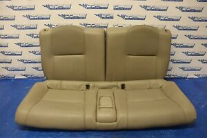 2005 06 Acura Rsx Type S K20z1 2 0l Oem Leather Rear Seats Wear Dc5 4440