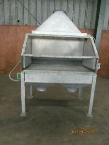 Updraft Down Draft Sanding Grinding Dust Collection 60 Table Booth