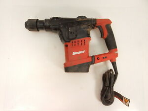 Bauer 1643e b 11 Amp 1 9 16 In Sds Max type Pro Variable Speed Rotary Hammer