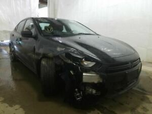 Driver Front Seat Bucket Leather Electric Fits 13 16 Dart 1587853