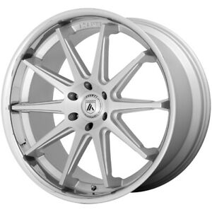 4 asanti Abl 29 Emperor 22x10 6x5 5 30mm Brushed Wheels Rims 22 Inch