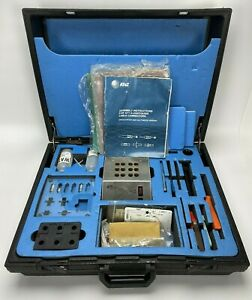 At t 1032b Western Electric Fiber Optic Tool Kit St Connectors 200a Curing Oven